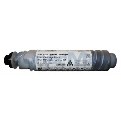 RICOH TYPE MP 2500/7025/LD125 TONER CTG BLACK